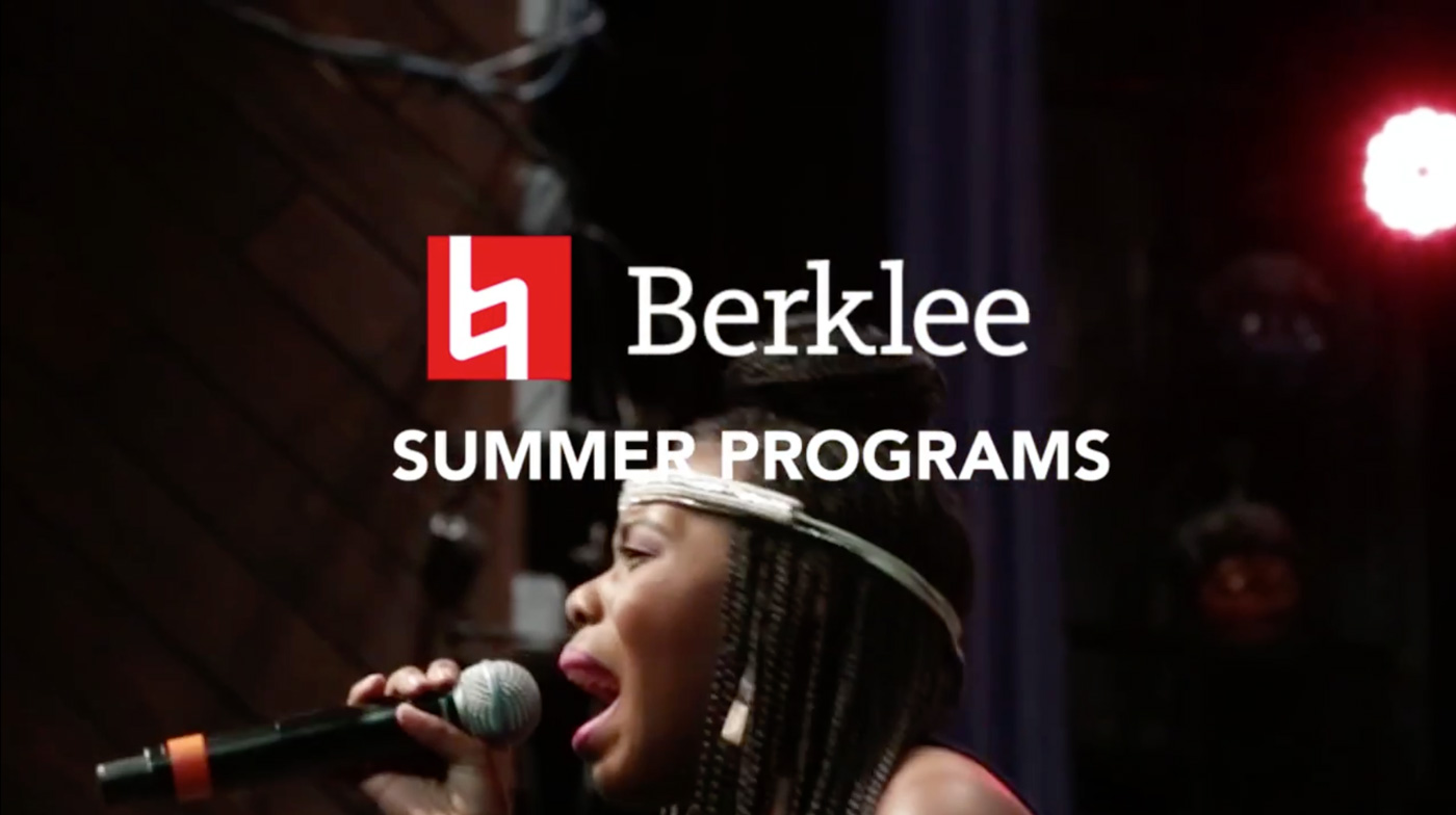 Berklee Summer Programs - JAZZIZ Magazine