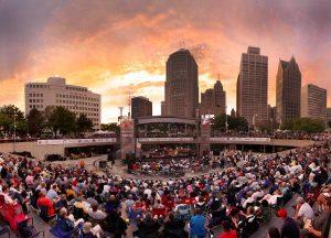 Wayne Shorter Detroid Jazz Festival 2017