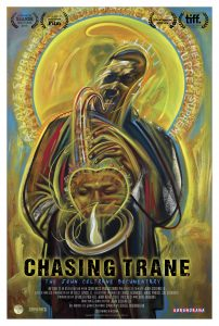 Chasing Trane: The John Coltrane Documentary Movie Poster