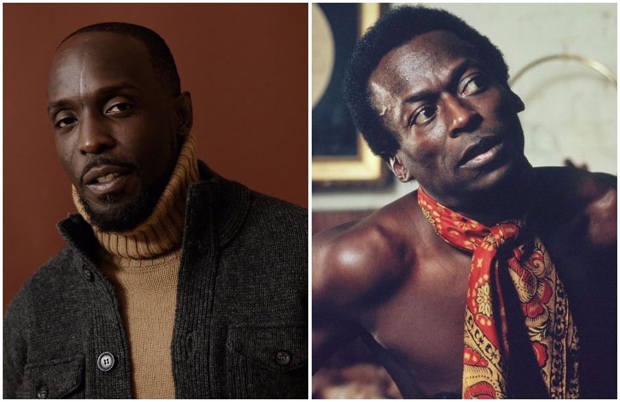 Michael K. Williams will play Miles Davis in upcoming biopic