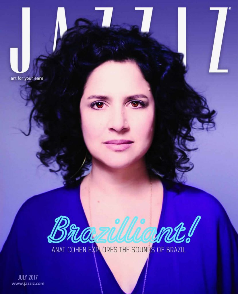 JAZZIZ July Issue