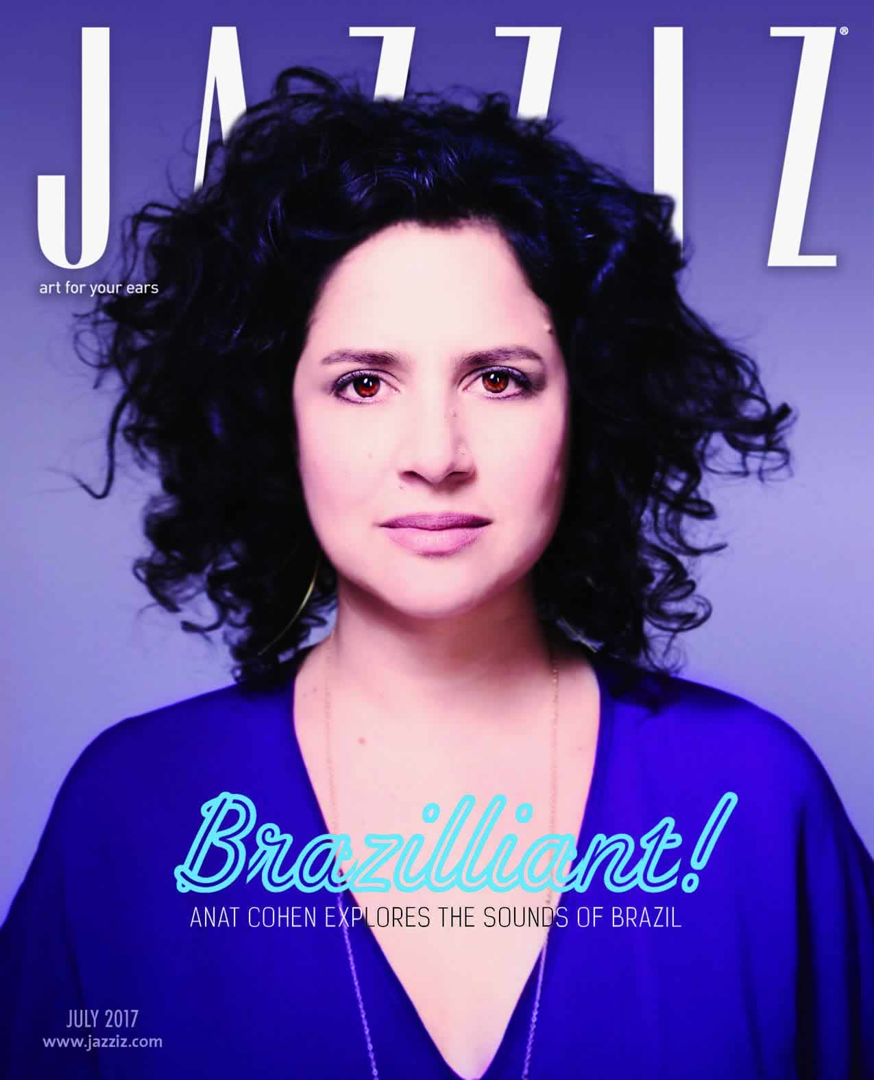 JAZZIZ July Issue