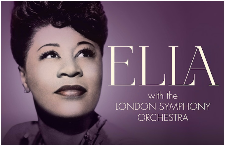 New album features Ella Fitzgerald with the London Symphony Orchestra