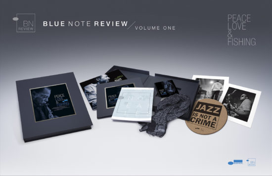 Blue Note launches limited edition vinyl box set subscription series