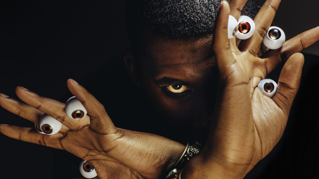 Watch the surrealist video for Flying Lotus' new track