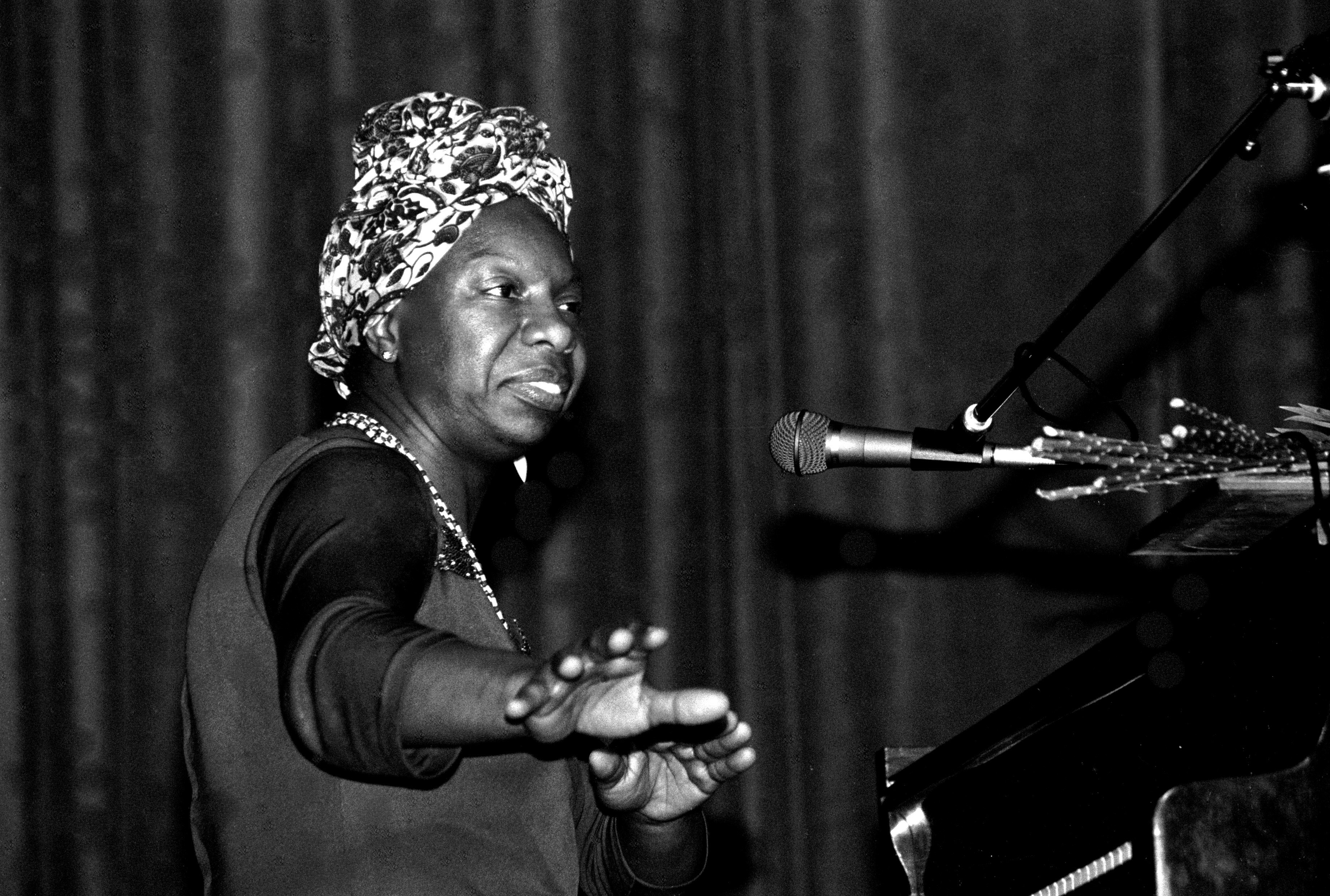 Nina Simone inducted in Rock & Roll Hall of Fame 2018