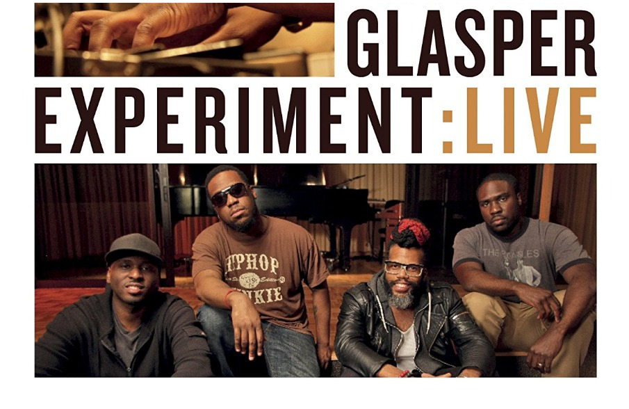 Watch a video from Robert Glasper Experiment's first-ever concert film