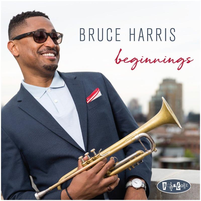 Bruce Harris - Beginnings