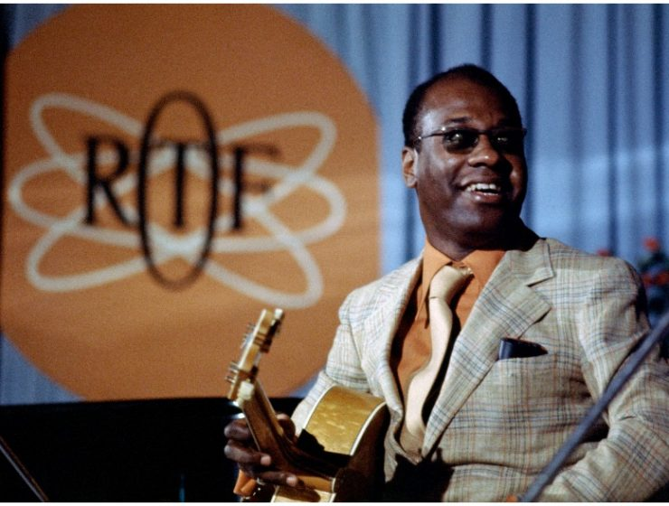 """Listen to """"Oleo"""" from newly unearthed Grant Green album"""