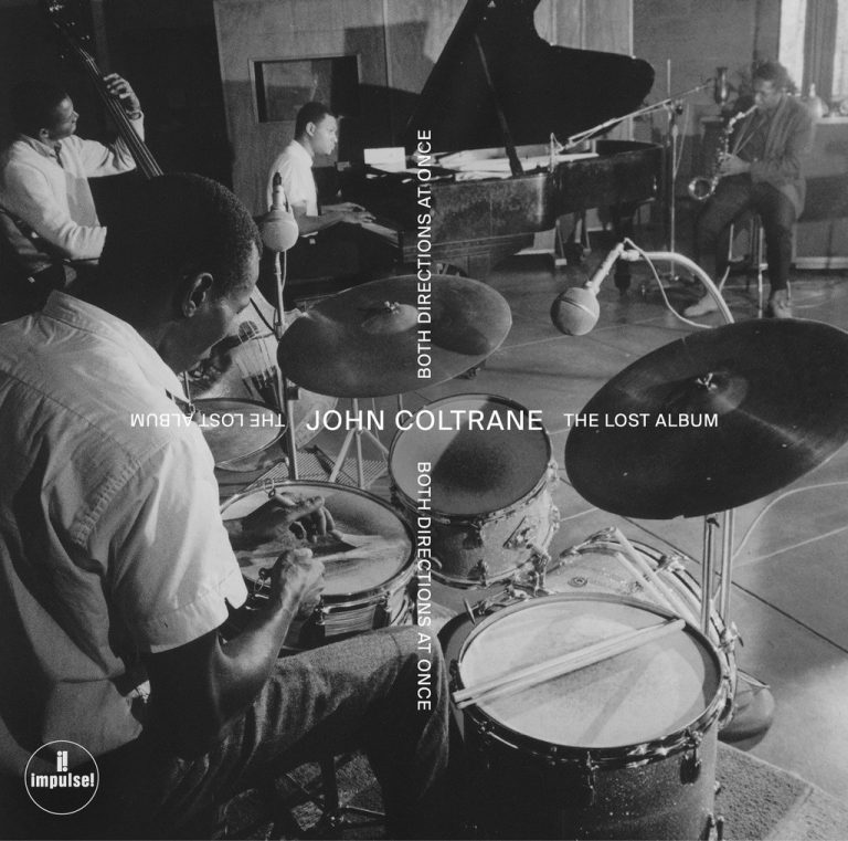 Watch Ravi Coltrane talk about rediscovered John Coltrane album