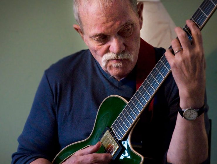 New John Abercrombie documentary out on DVD