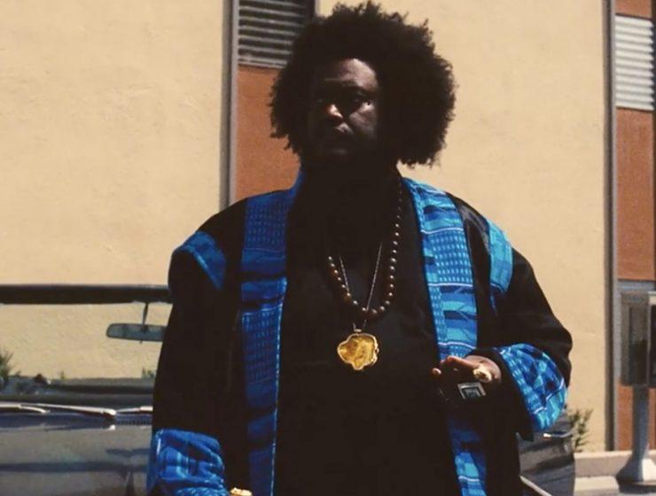 """LISTEN: Kamasi Washington's new song """"Street Fighter Mas"""""""
