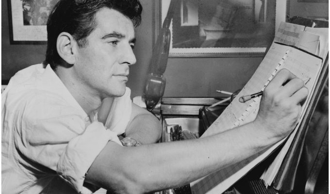 New Verve two-disc collection commemorates Leonard Bernstein centennial