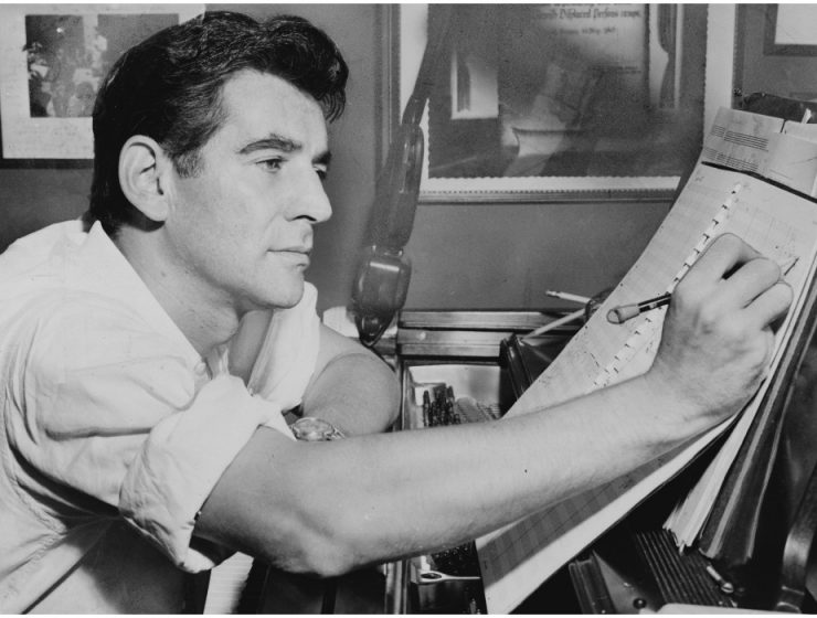 New Verve two-disc collection commemorates Leonard Bernstein centennial