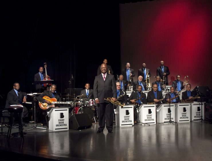"""Count Basie Orchestra """"Everyday I Have the Blues"""" Song Premiere"""