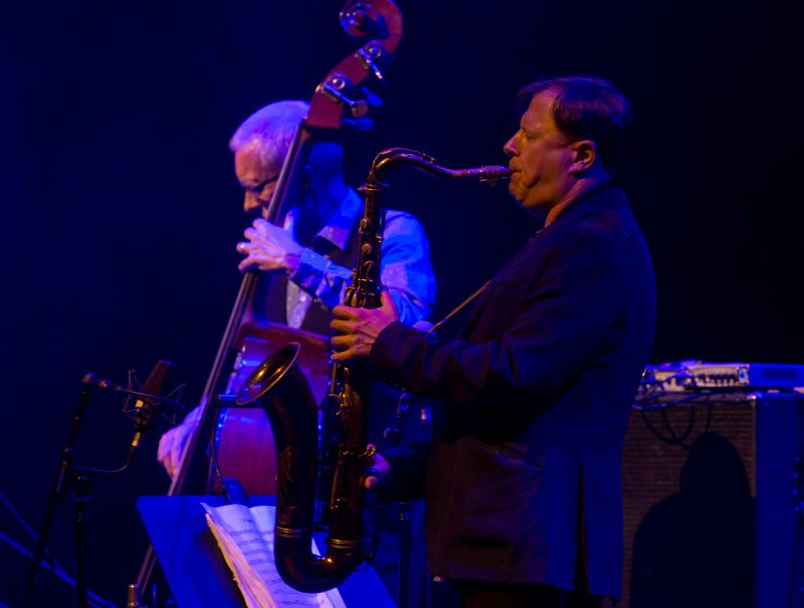 Q&A with Chris Potter: Crossing Currents with Dave Holland and Zakir Hussain