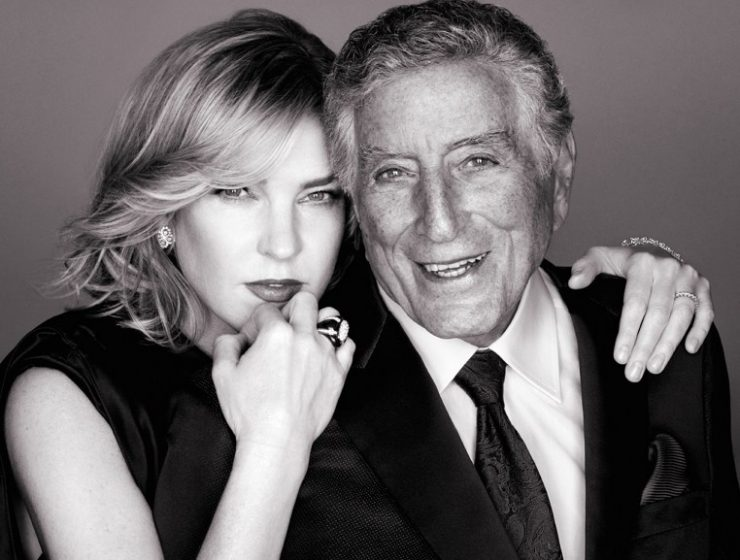 Tony Bennett and Diana Krall Celebrate George and Ira Gershwin in New Album, Out on September 14