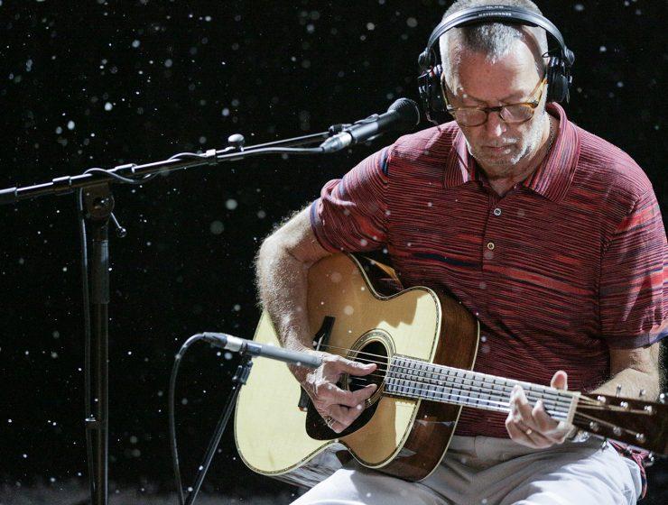 Eric Clapton Announces Blues Christmas Album