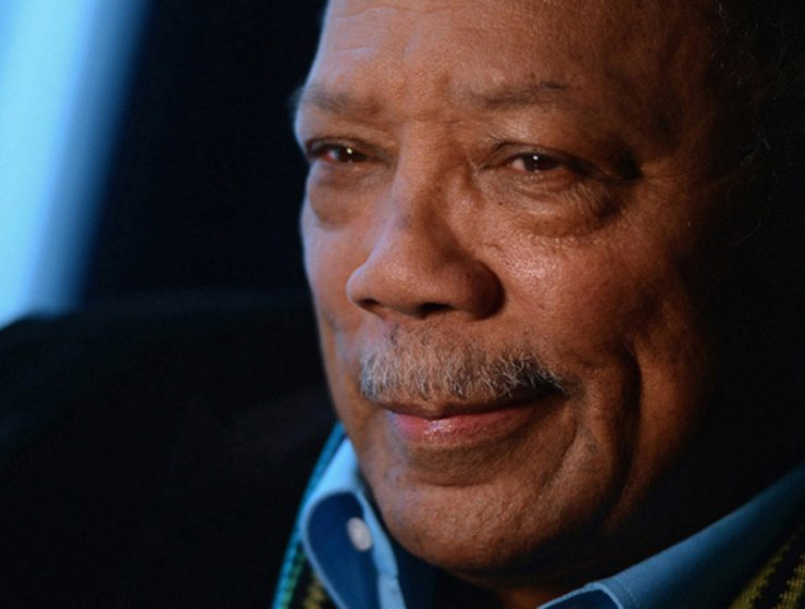 New Quincy Jones Documentary Out on Netflix on September 21