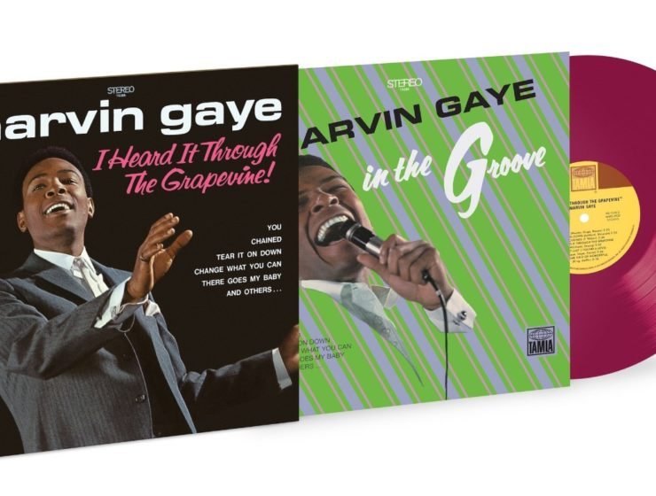 Marvin Gaye's Smash Single Celebrated With New Vinyl Reissue
