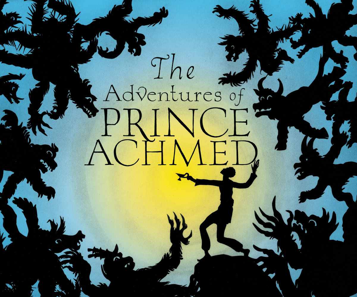 gambar poster film The Adventures of Prince Achmed