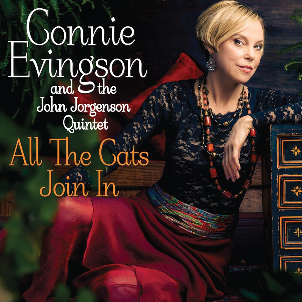 Connie-Evingson-All-The-Cats