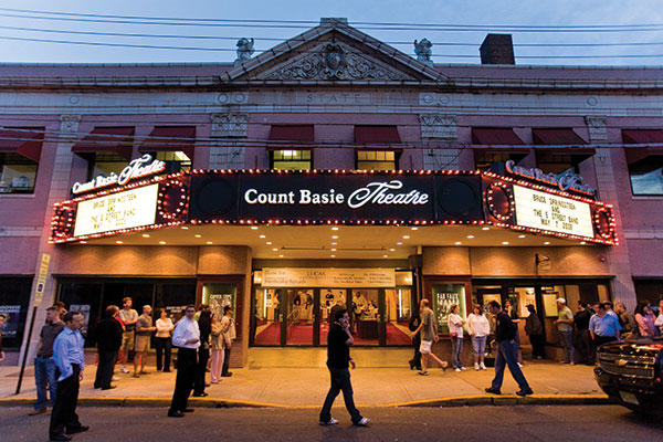 Image result for the count basie theater