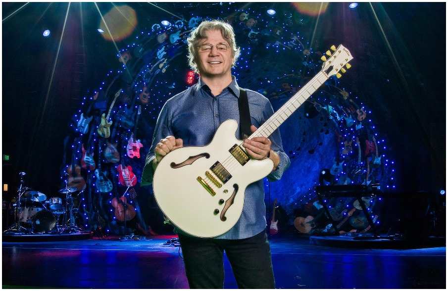 Steve Miller hosts final concert of JAZZ ROOTS 2016-17 season