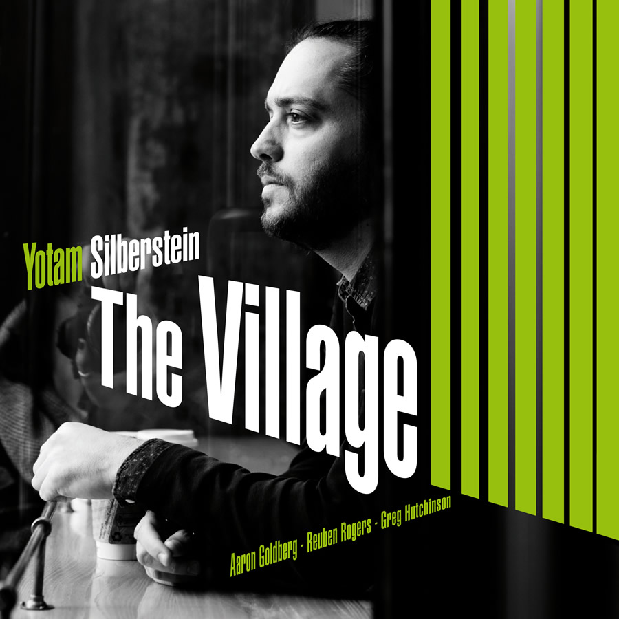 Yotam Silberstein The Village Cover Art