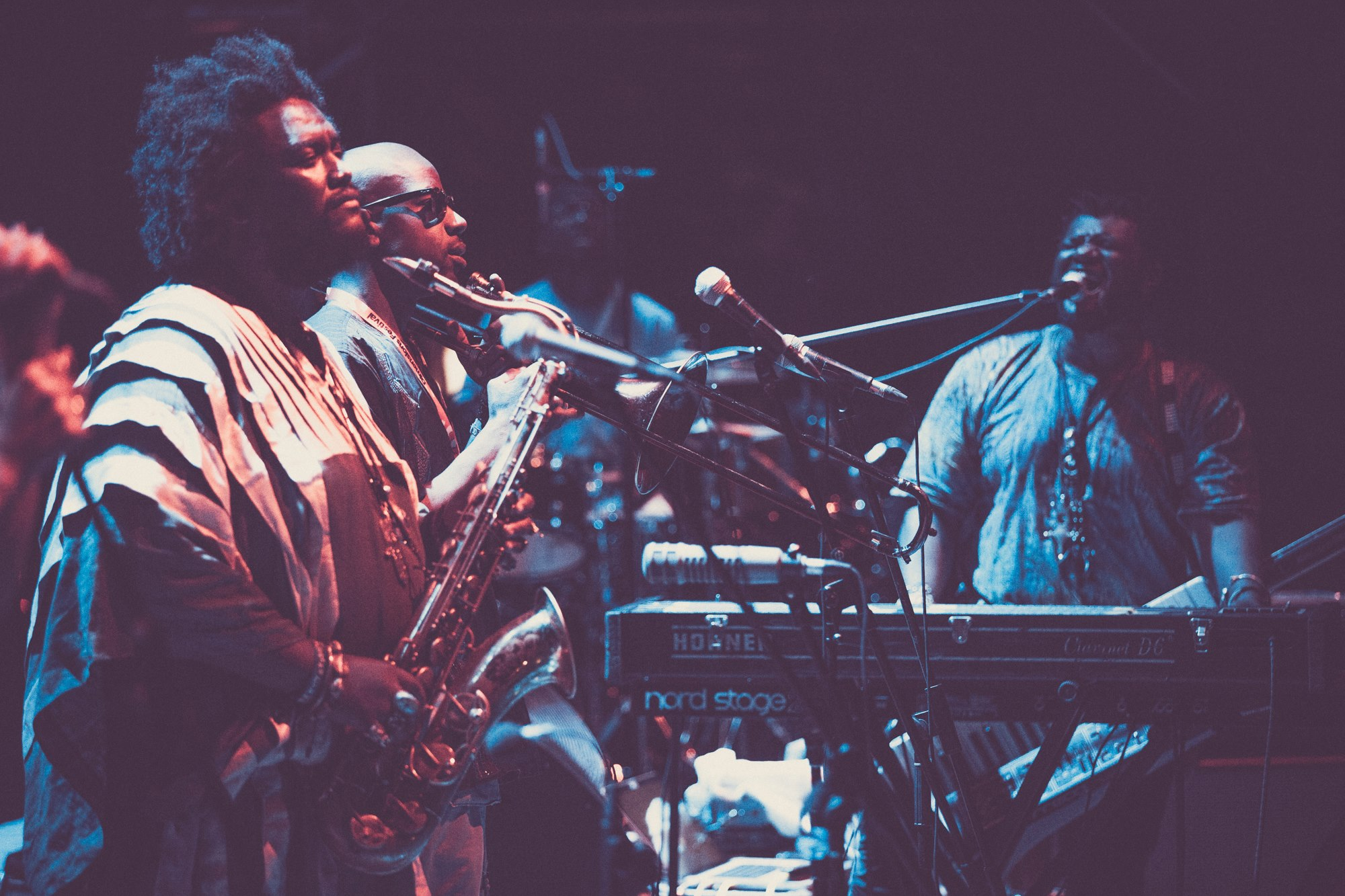 Listen to the new track from Kamasi Washington's upcoming EP