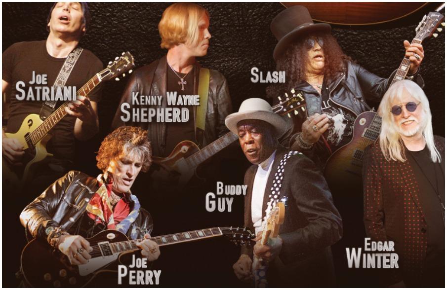 Guitar heroes pay tribute to Les Paul in new DVD