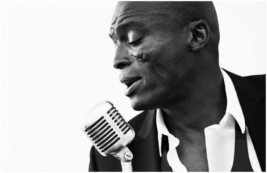 Seal to release jazz and swing covers album