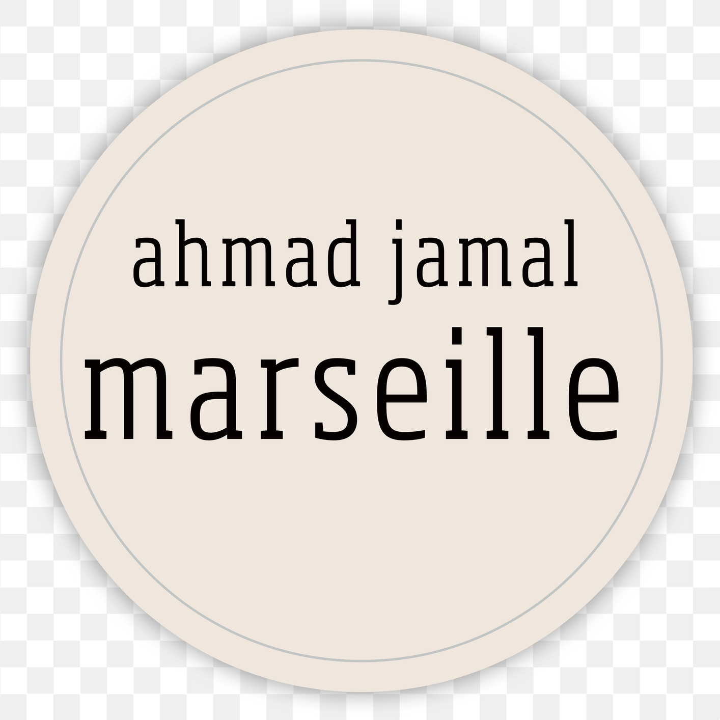 REVIEW: Ahmad Jamal - Marseille