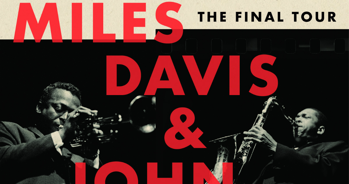 New Miles Davis and John Coltrane live box set out on March 23