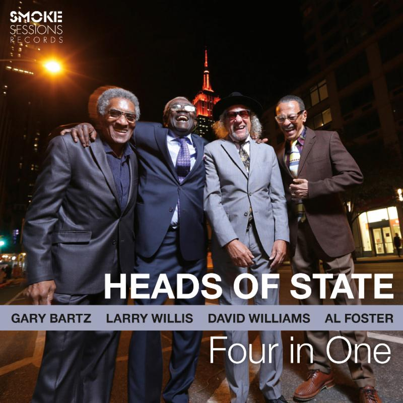 REVIEW: Head of State - Four in One