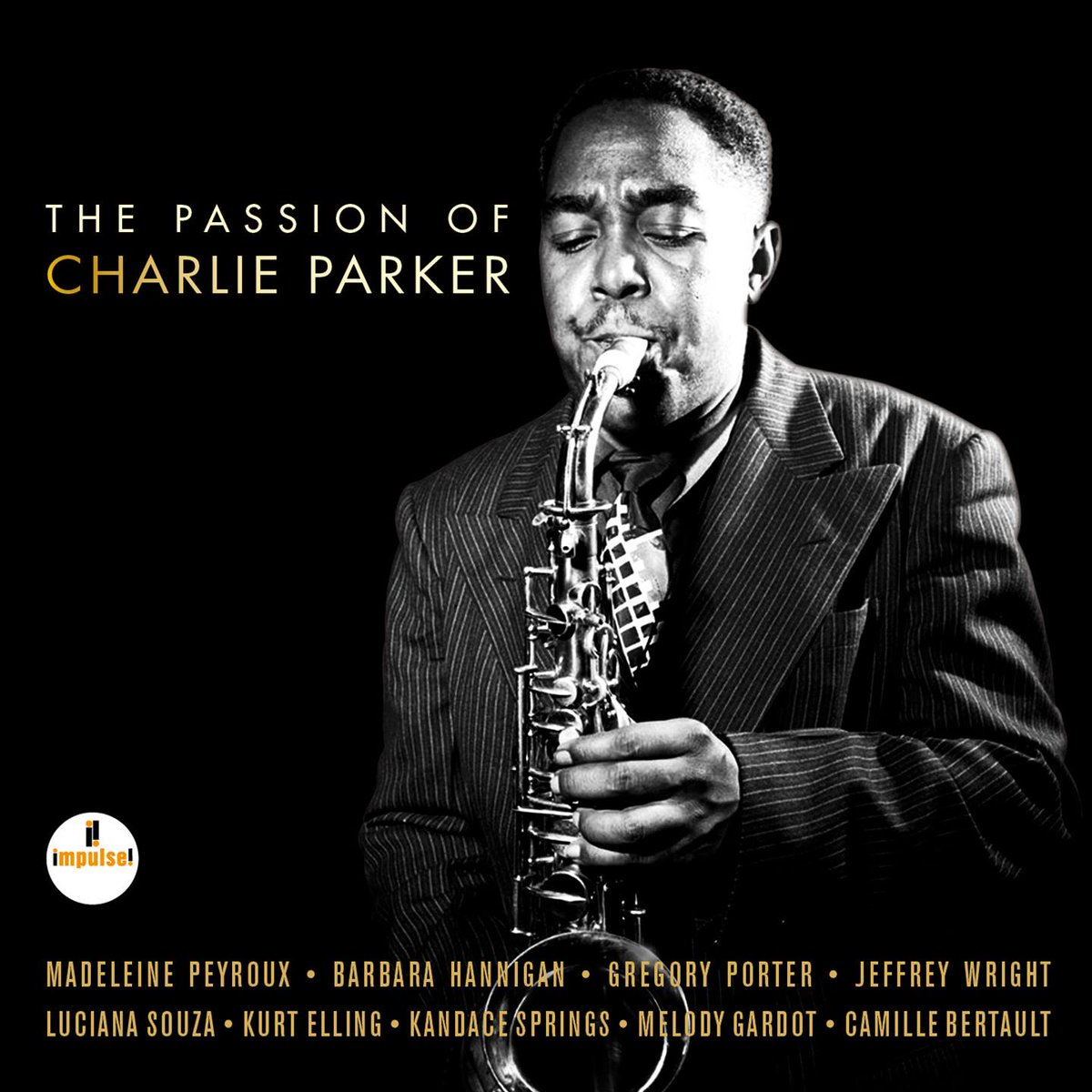 REVIEW: Various artists - The Passion of Charlie Parker