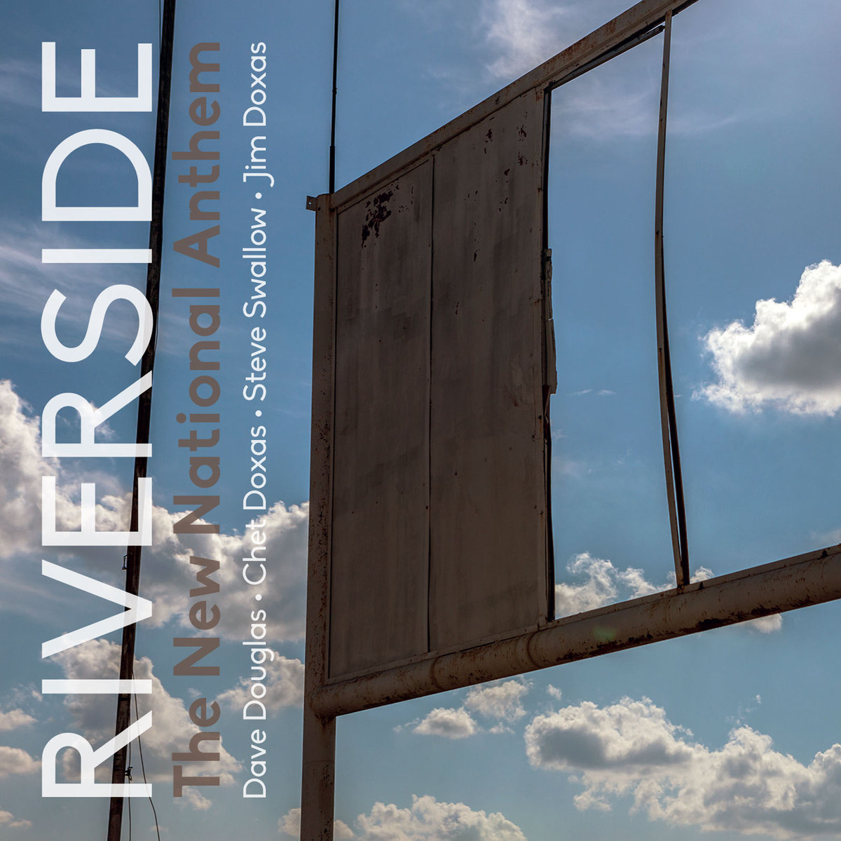 REVIEW: Riverside - The New National Anthem
