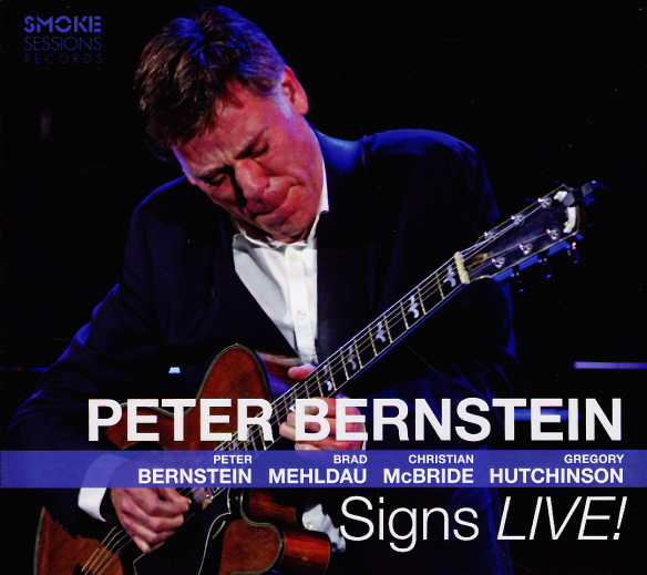 REVIEW: Peter Bernstein - Signs LIVE!