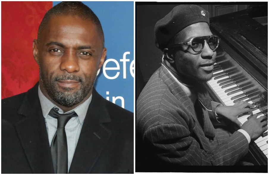 Idris Elba wants to play Thelonious Monk in a movie