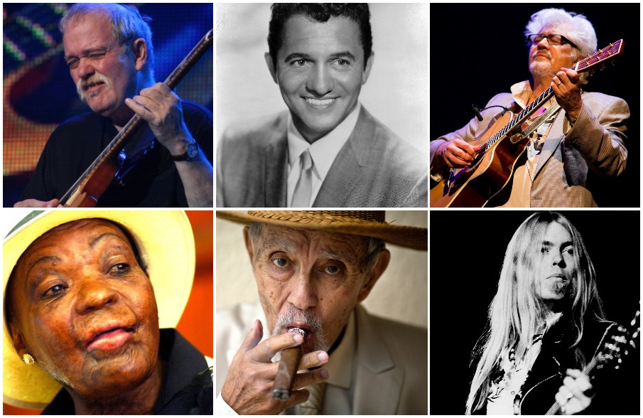 In Memoriam: Jazz and blues figures we lost in 2017