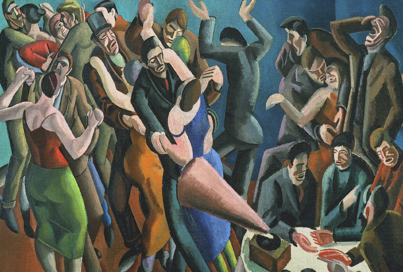 London exhibition looks at the influence of jazz on Britain