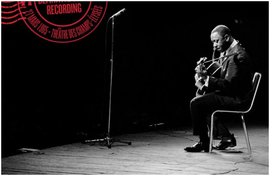 Wes Montgomery's 1965 Paris concert finally on record