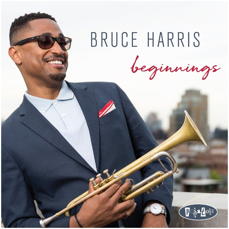 Bruce Harris - Beginnings