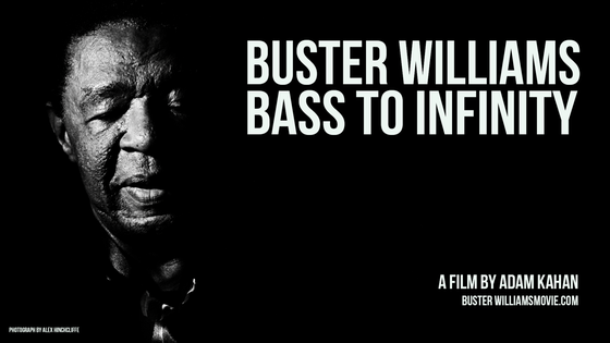 Kickstarter project to complete new Buster Williams film