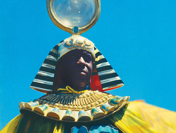 Previously unreleased Sun Ra music out now