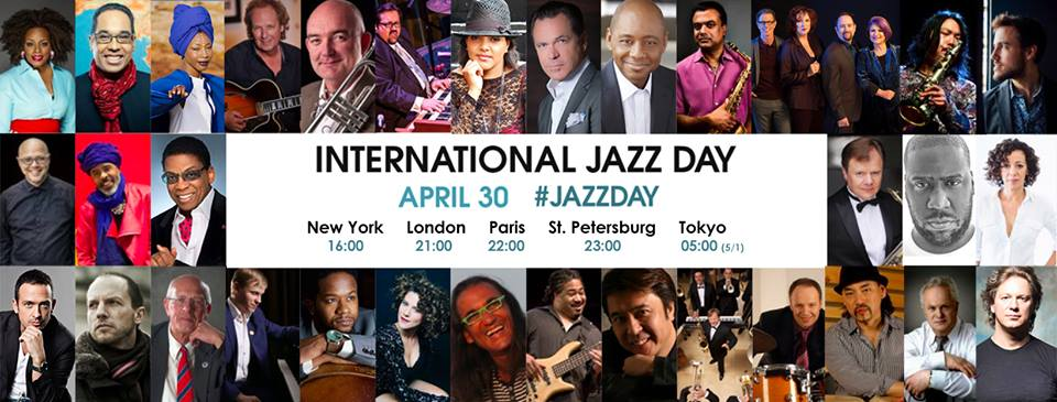 2018 International Jazz Day Global Concert lineup