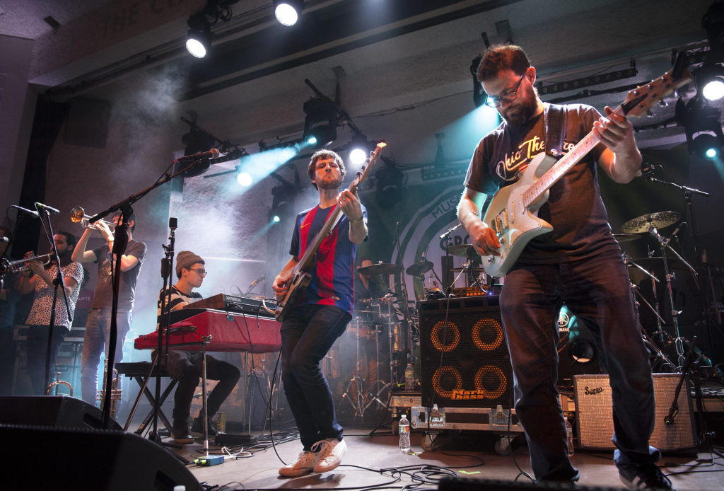 Listen to the Lineup: GroundUP Music Fest 2019 - JAZZIZ Magazine
