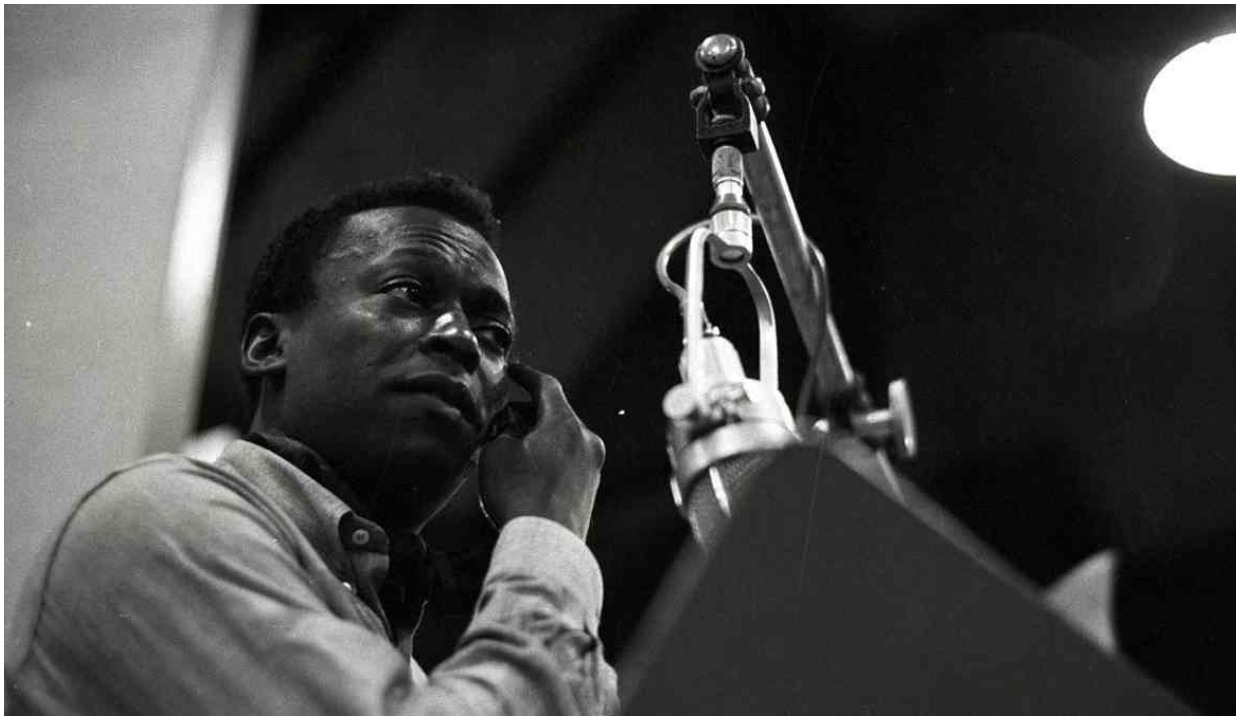 "Miles Davis - ""Seven Steps To Heaven"""