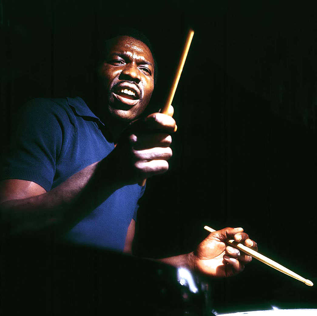 "Song of the Day: Elvin Jones – ""Three Card Molly"""