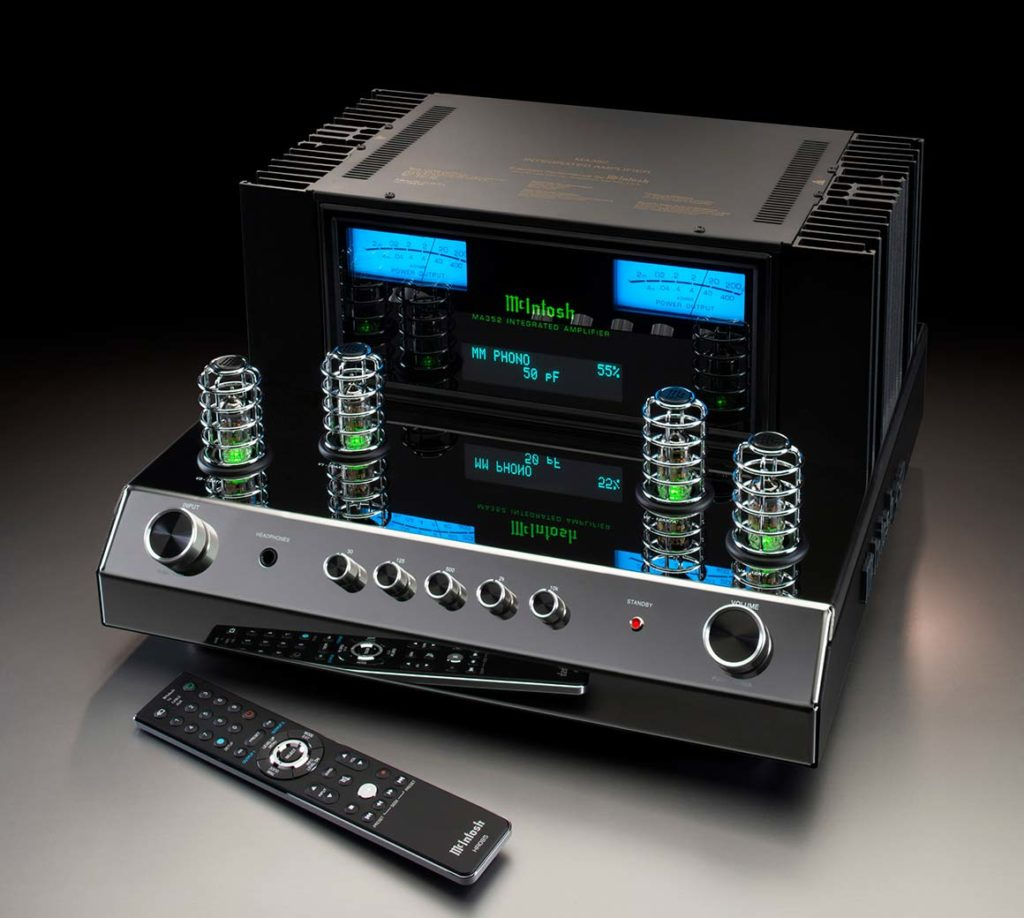 Tools of the Trade: McIntosh MA352 Amplifier Combines